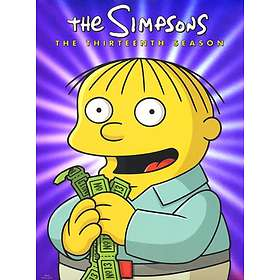 The Simpsons - Complete Season 13