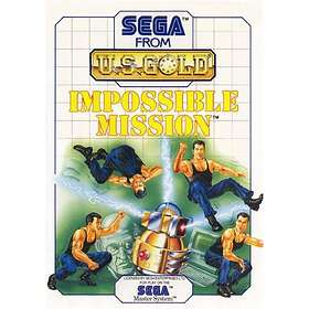 Impossible Mission (Master System)