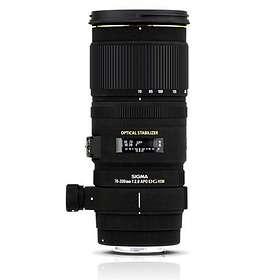 Sigma 70-200/2,8 EX APO HSM DG OS for Canon