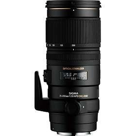 Sigma 70-200/2,8 EX APO HSM DG OS for Sigma