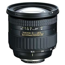 Tokina AT-X 16,5-135/3,5-5,6 DX for Canon
