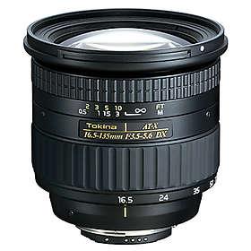 Tokina AT-X 16,5-135/3,5-5,6 DX for Nikon