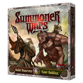 Plaid Hat Games Summoners Wars: Guild Dwarves vs Cave Goblins