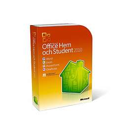 Microsoft Office Home and Student 2010 Sve