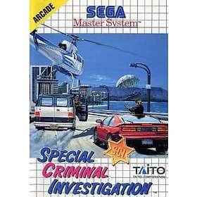 Special Criminal Investigation (S.C.I.)