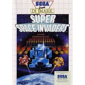 Super Space Invaders (Master System)