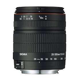 Sigma 28-300/3.5-6.3 DG Macro for Nikon