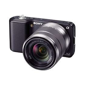 Sony NEX-3 + 18-55/3,5-5,6 OSS