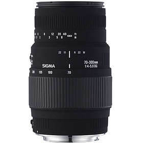 Sigma AF 70-300/4,0-5,6 DG Macro for Canon