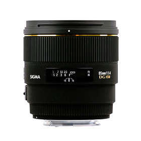 Sigma 85/1,4 EX DG HSM for Sony A