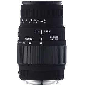 Sigma AF 70-300/4,0-5,6 DG Macro for Nikon