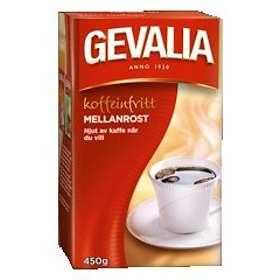 pris gevalia kaffe i sverige