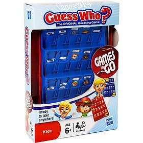 MB Games Gjett Hvem? (pocket)