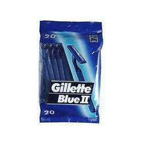 Gillette Blue II Disposable 20-pack
