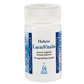 Holistic LactoVitalis 30 Kapslar