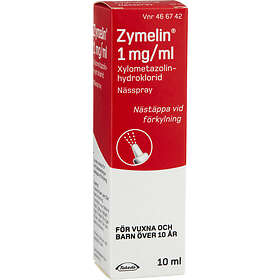 Nycomed Zymelin Nesespray 1mg/ml 10ml