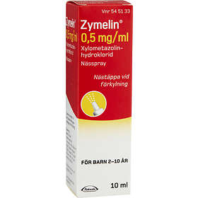 Nycomed Zymelin Nesespray 0,5mg/ml 10ml