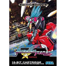 Burning Force (Mega Drive)