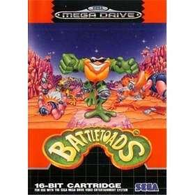 Battletoads (Mega Drive)