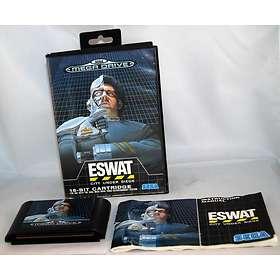 ESWAT: City Under Siege (Mega Drive)