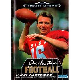 Joe Montana Football (Mega Drive)