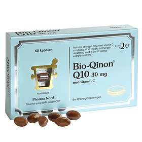 Pharma Nord Bio-Qinon Q10 30mg 180 Kapslar