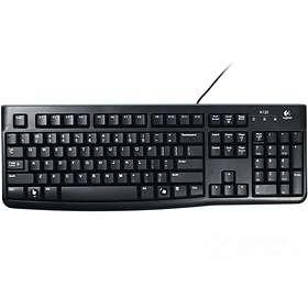 Logitech Keyboard K120 (Nordico)