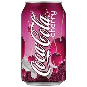 Coca-Cola Cherry 0,355l 12-pack