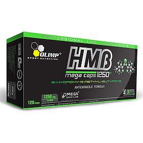 Olimp Sport Nutrition HMB Mega 1250 120 Kapsler