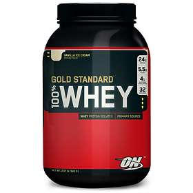 Optimum Nutrition 100% Whey Gold Standard 0,9kg