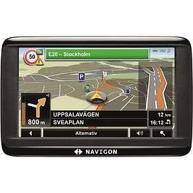 Navigon 40 Easy (Europe)
