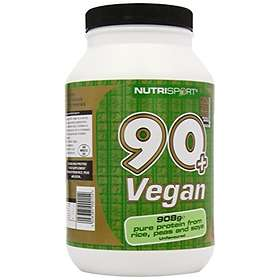 Nutrisport 90+ Vegan 0.9kg