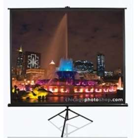 "Elite Screens Tripod Black Case MaxWhite 16:9 92"" (203x114)"