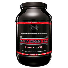 Nanox Exum Mass XXL Hardcore 4,5kg