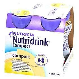 Nutricia Nutridrink Compact 125ml 4-pack