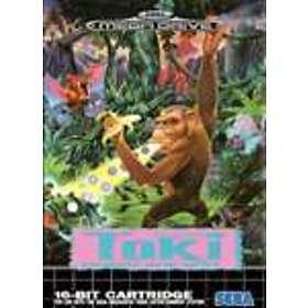 Toki: Going Ape Spit
