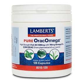 Lamberts Pure OracOmega 120 Capsules