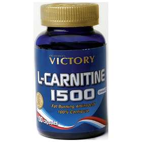 Weider L-Carnitine 1500 100 Kapslar