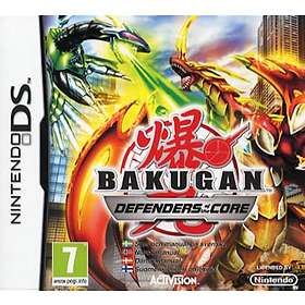 Bakugan Battle Brawlers: Defenders of the Core (DS)