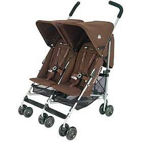Maclaren Twin Triumph (Double Buggy)