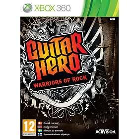 Guitar Hero: Warriors of Rock (incl. Instruments)