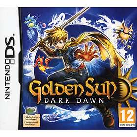 Golden Sun: Dark Dawn (DS)