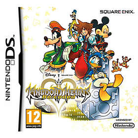 Kingdom Hearts: Re:coded (DS)