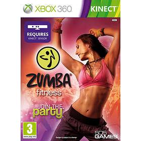 Kinect Zumba Fitness