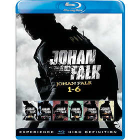 Johan Falk 1-6
