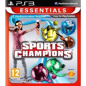 Sports Champions (incl. Move Motion Controller + Eye Camera)