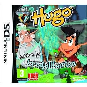 Hugo: Jakten på Kristallkartan (DS)