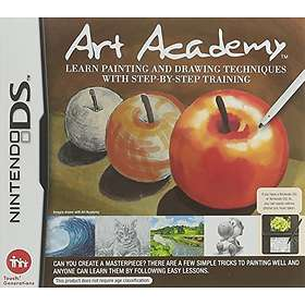 Art Academy: Learn Painting and Drawing Techniques (DS)