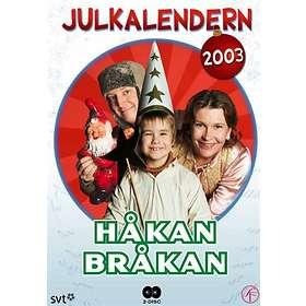 Håkan Bråkan: Julkalendern