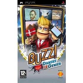 Buzz! Danske Genier (PSP)